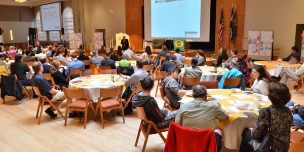 Sustainability awards luncheon