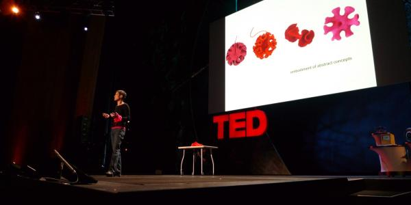 A TED Talk image
