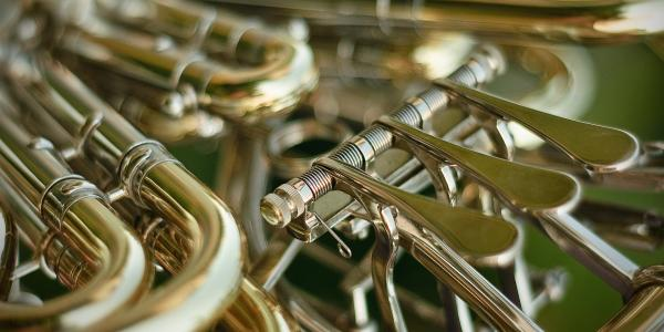 French Horn keys