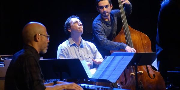 A Thompson Latin Jazz Ensemble performance