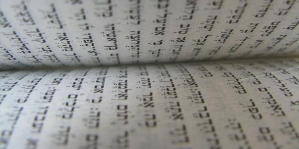 Torah in Hebrew