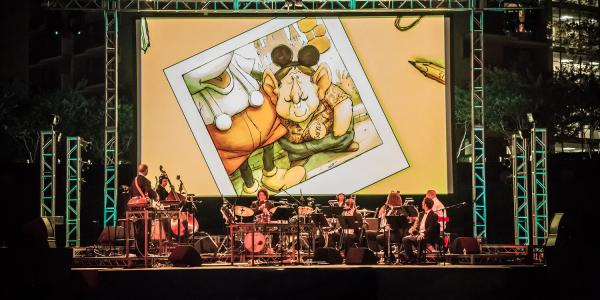 Cine-concert 'The Triplets of Belleville'