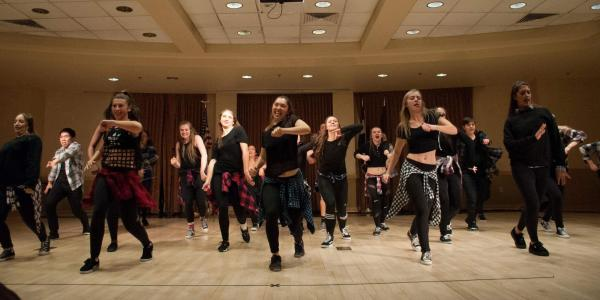 VeRVE street dance team