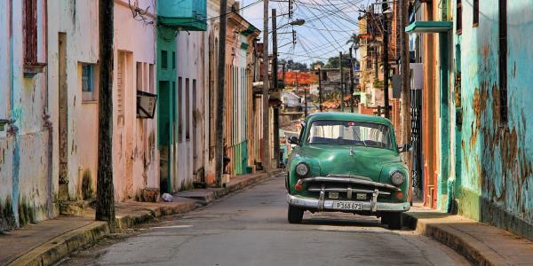 Stock photo of Cuba.