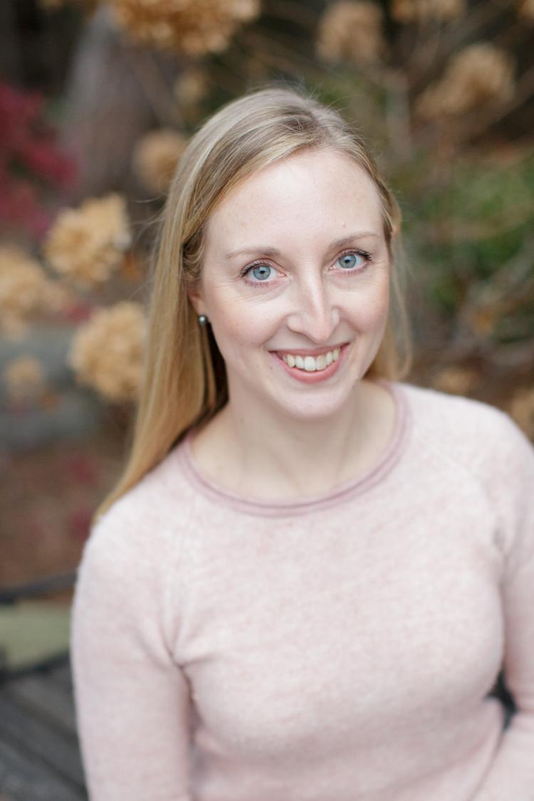 Portrait of Sabrina Spencer.
