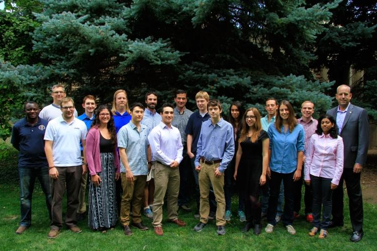 CU Boulder student-team finalists in NASA's CubeQuest Challenge