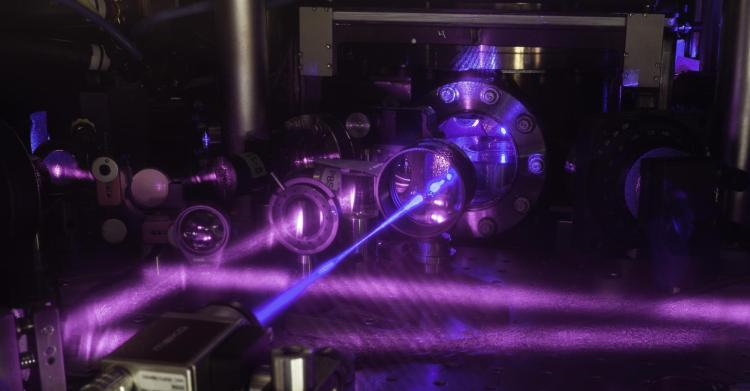 JILA's three-dimensional (3-D) quantum gas atomic clock