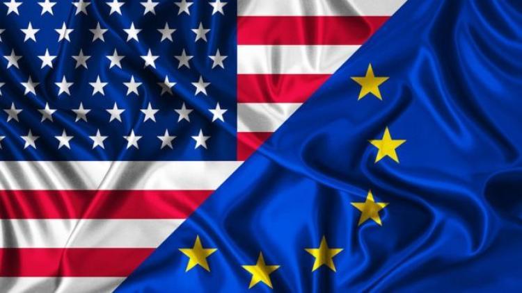 EU-US flag
