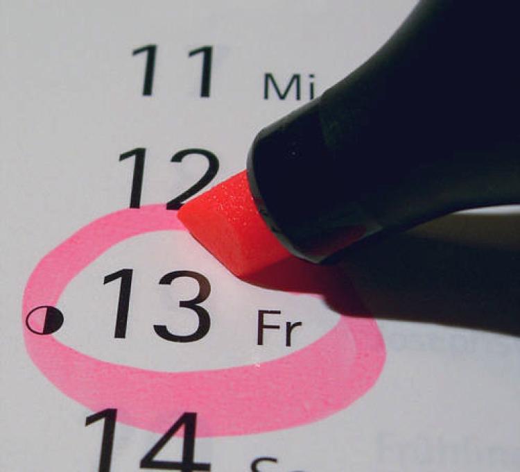 Friday the 13th CUT