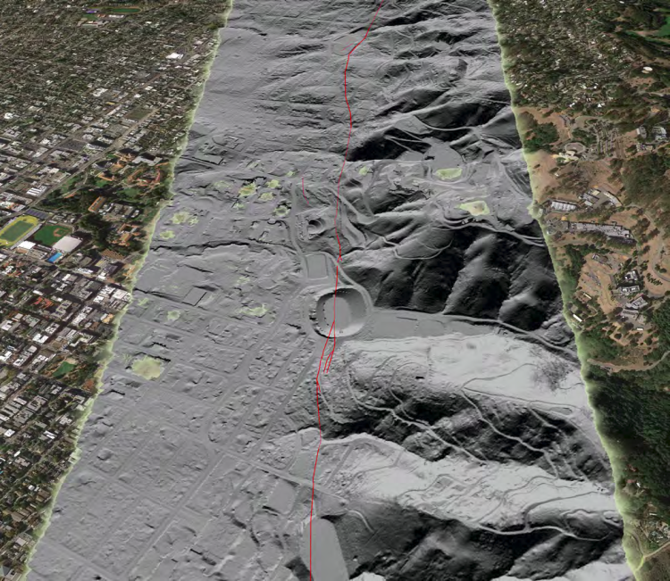Hayward Fault Under Oakland More Dangerous Than San Andreas