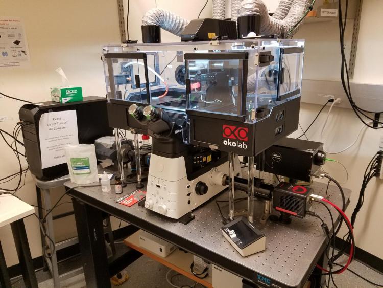 super-resolution microscope