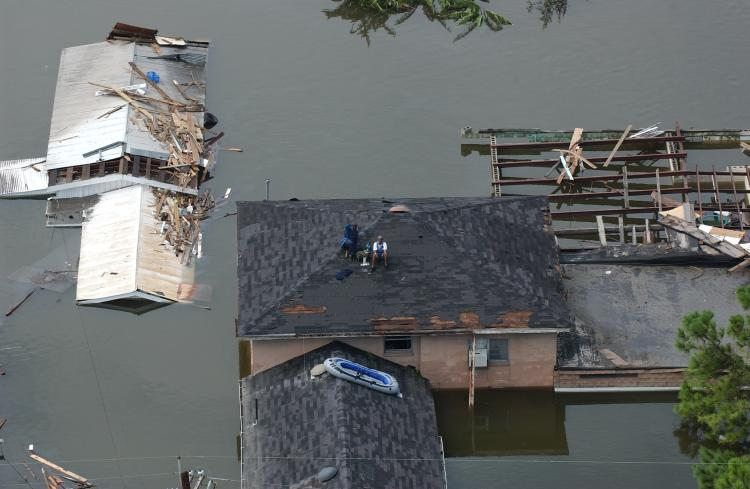 the aftermath of katrina