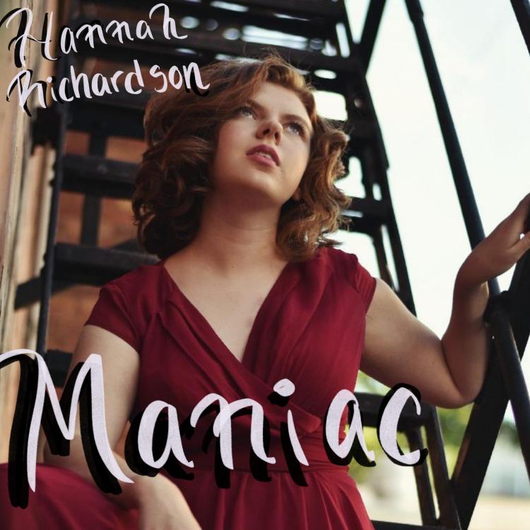 Maniac album cover