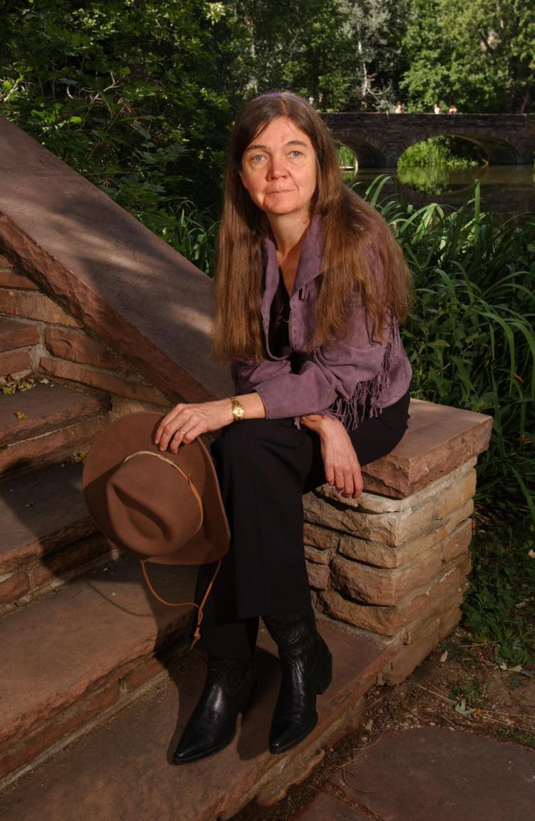 Headshot of Patty Limerick