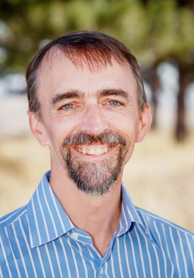 William Penuel headshot