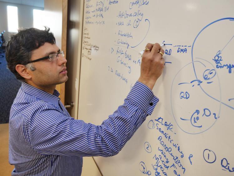 Assistant Professor Prashant Nagpal