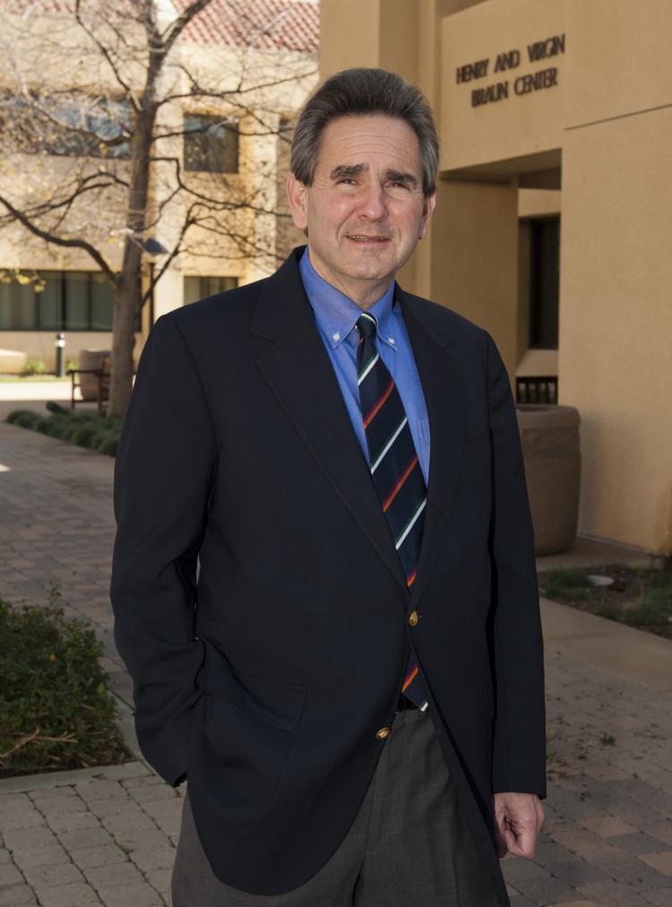 Portrait of Robert Kaufman.