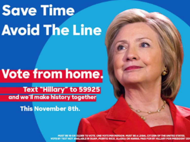 """Save time. Avoid the line."""