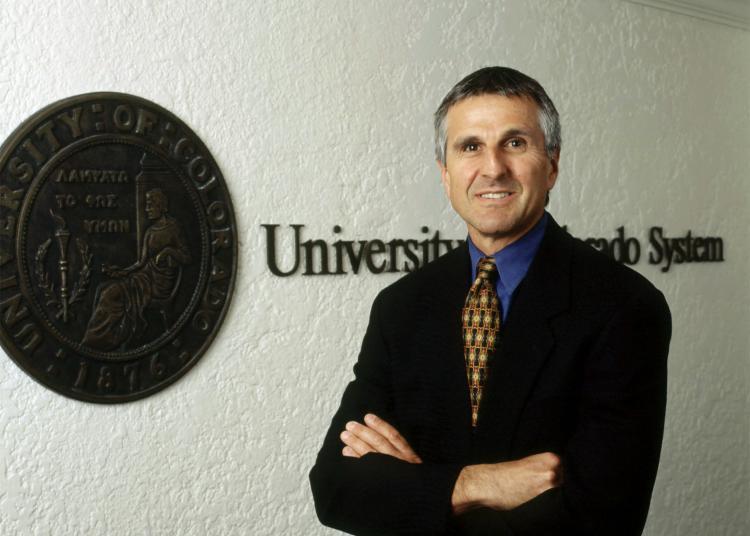 Sandy Bracken, the architect of the new leadership studies minor