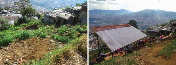 Program in Environmental Design 2019 project in Medellin, Colombia