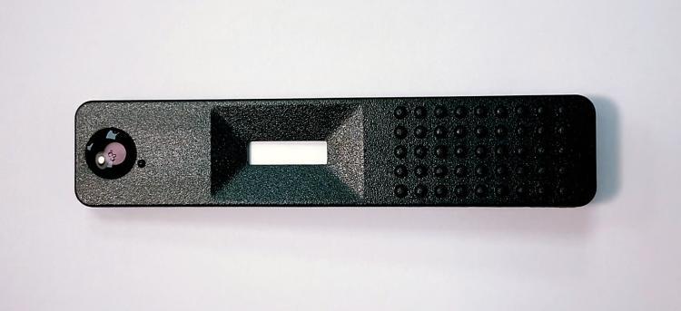A prototype SickStick device