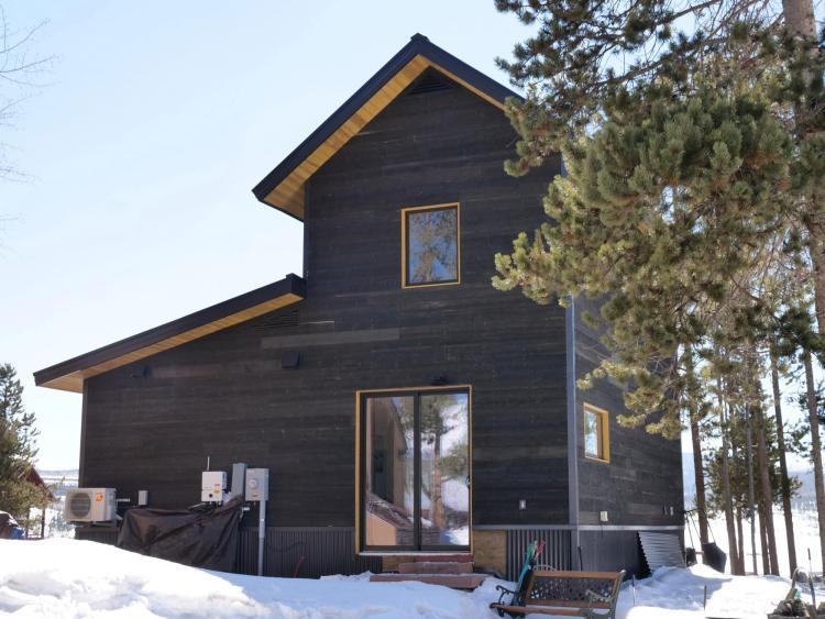 The SPARC house
