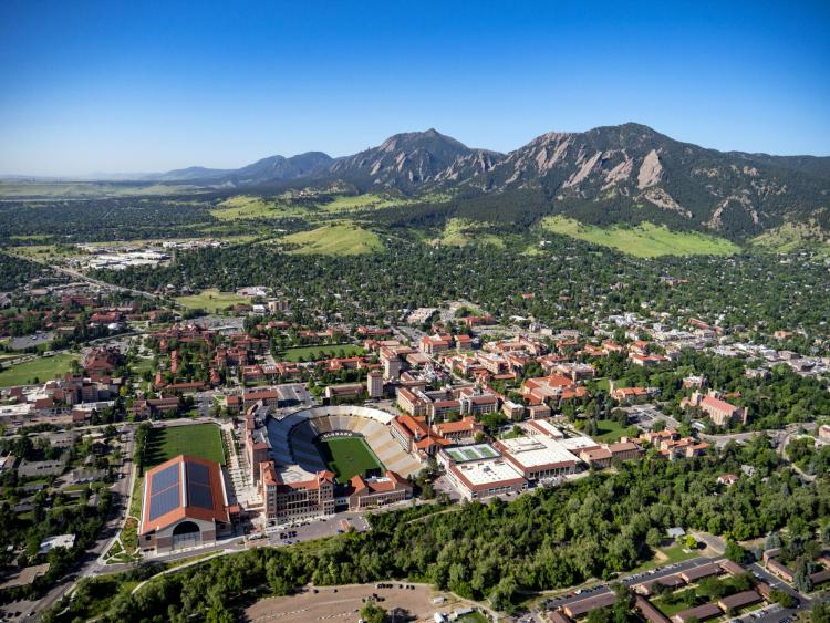 Cu Boulder Calendar Fall 2021 Nation's top science writer's conference pushed to fall 2021 | CU