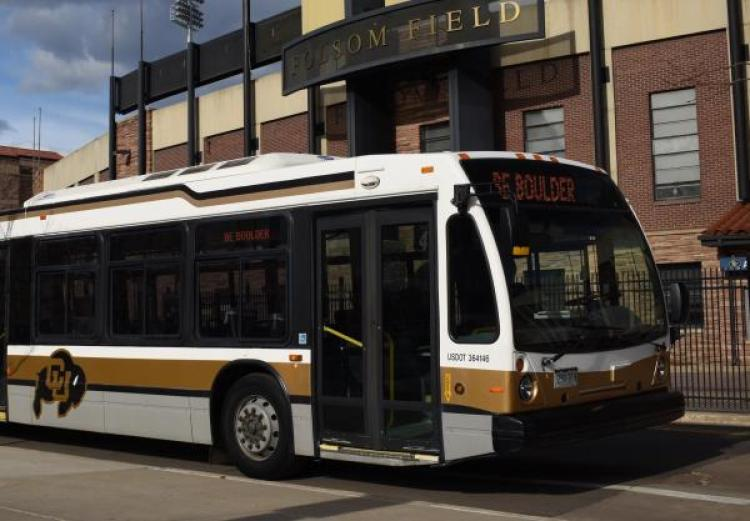 Campus To Begin Operating Stampede Bus Route Aug 12
