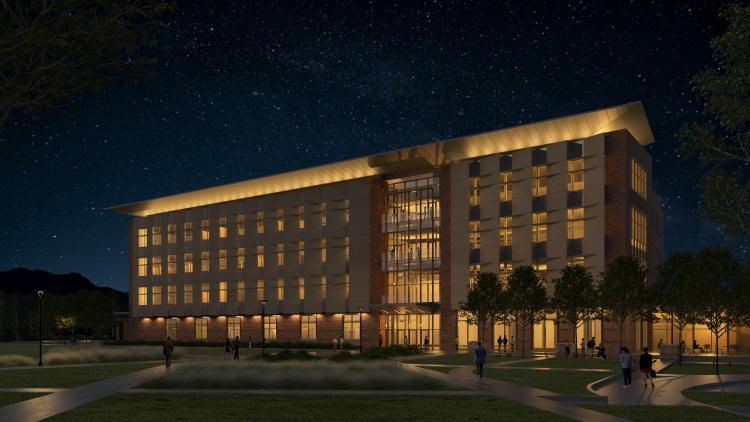 New Flagship Aerospace Facility Approved By Cu Regents