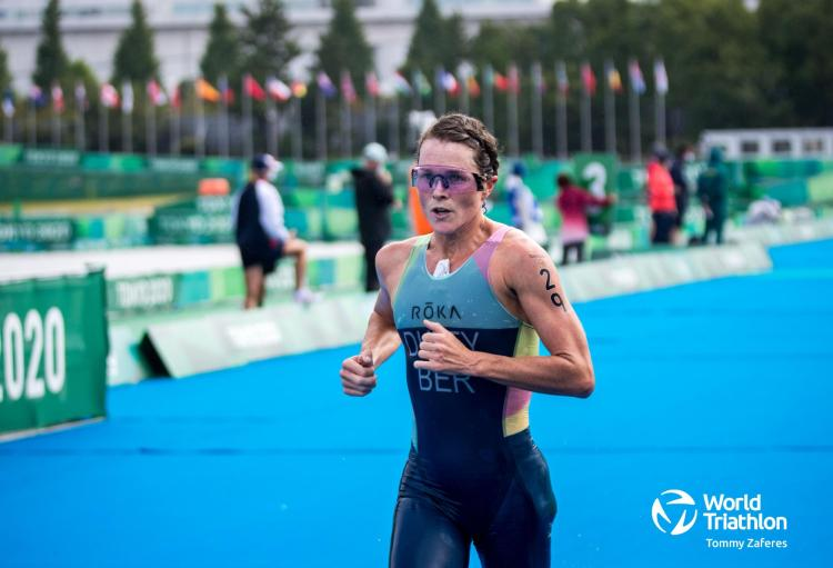 CU alum Flora Duffy adds page to comeback story with historic Olympic win