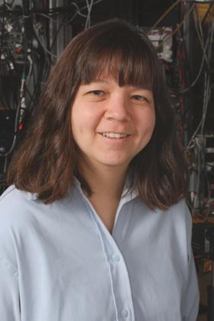 Deborah Jin