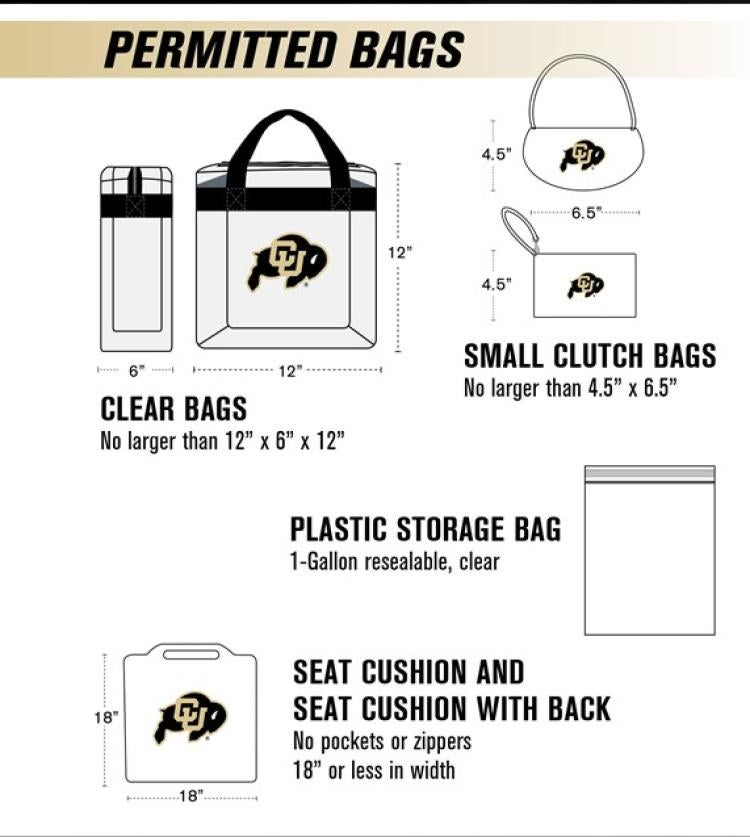 Clear bag image