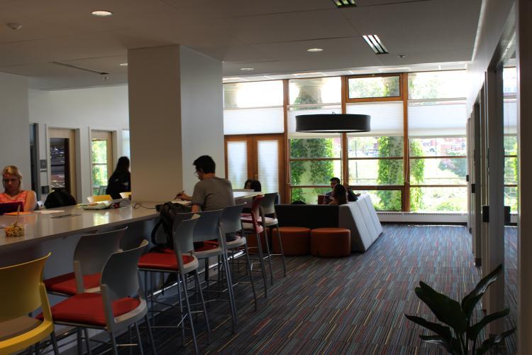 Student Involvement Center.