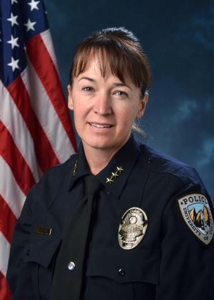 CUPD Police Chief Melissa Zak