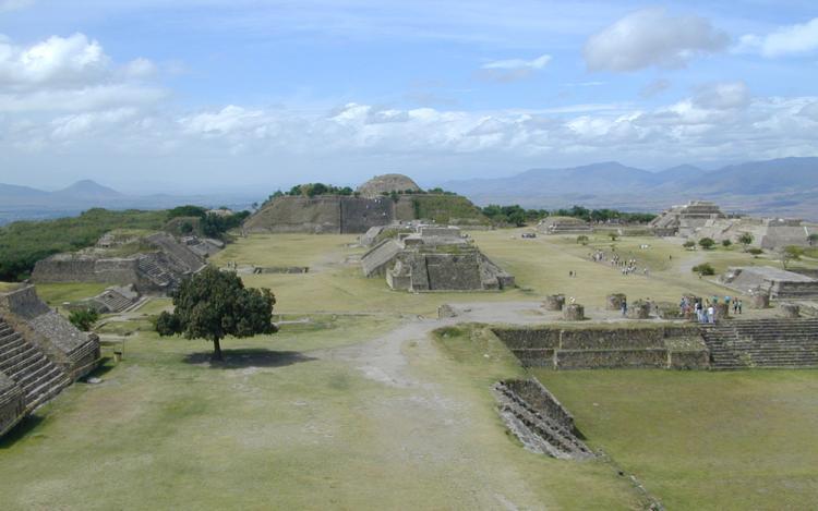 Valley of Oaxaca