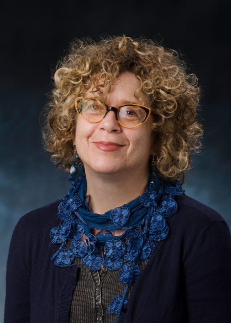 Nan Goodman, director of the Program in Jewish Studies
