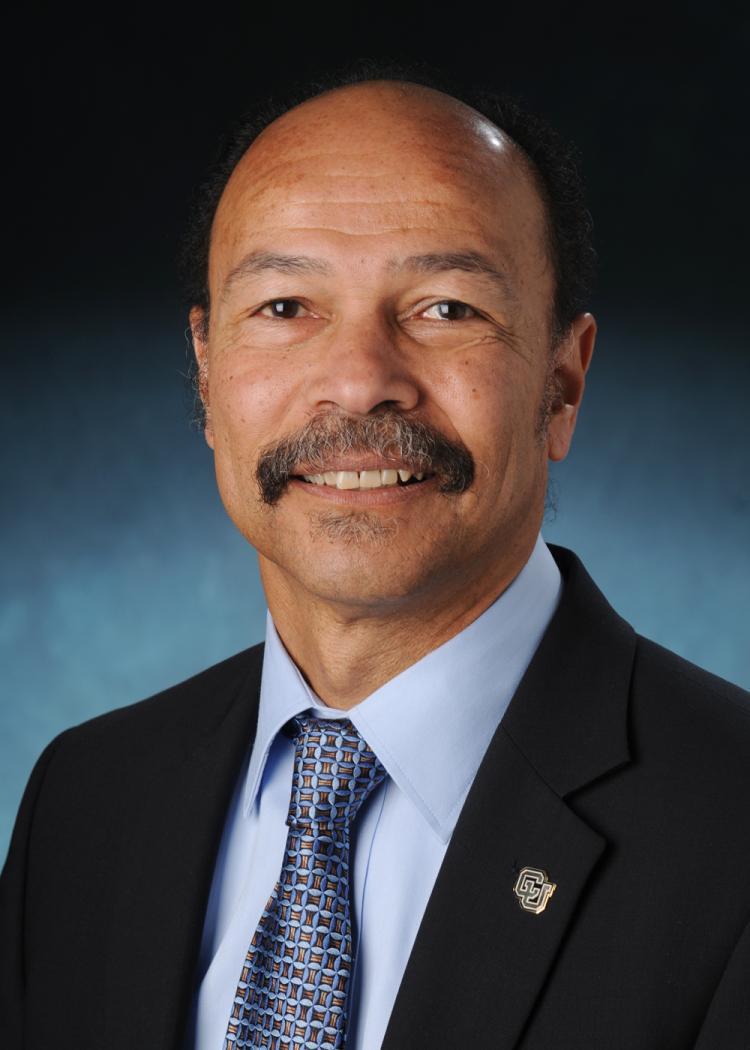 Vice Chancellor Robert Boswell