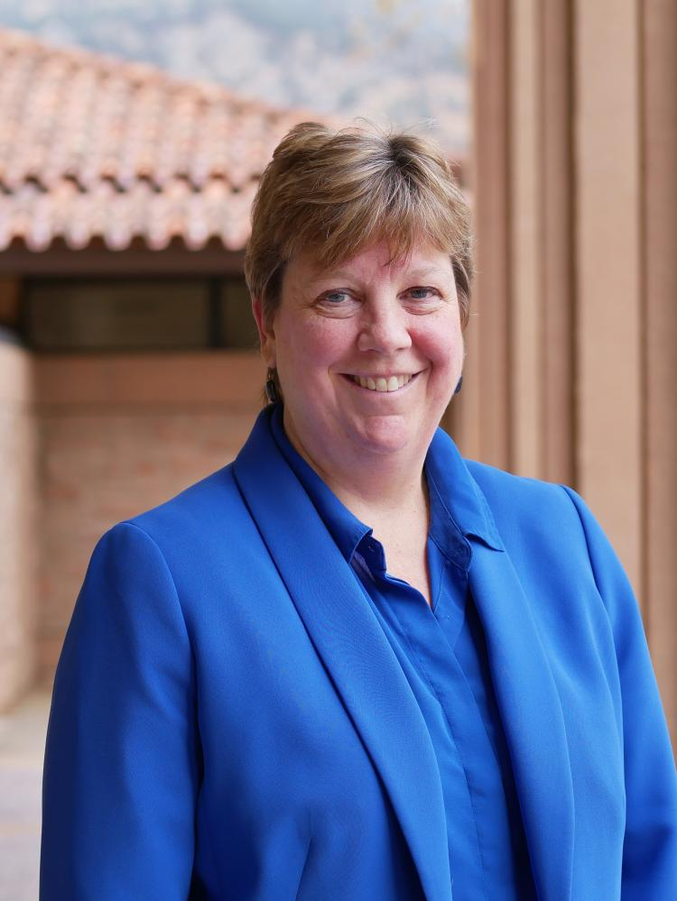 Vice Chancellor for Research & Innovation Terri Fiez