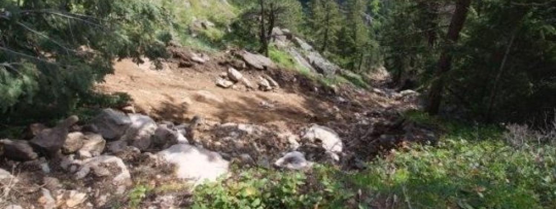 Boulder front range