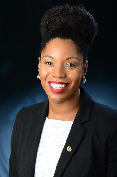 Associate Vice Chancellor for Student Affairs Akirah Bradley