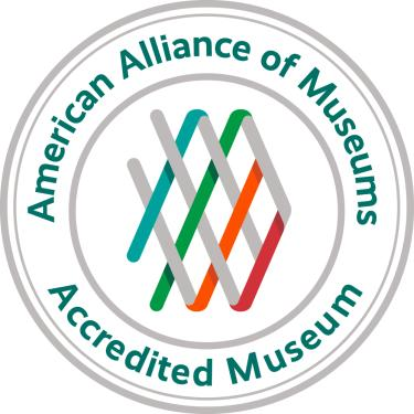 American Alliance of Museums accredited museums logo