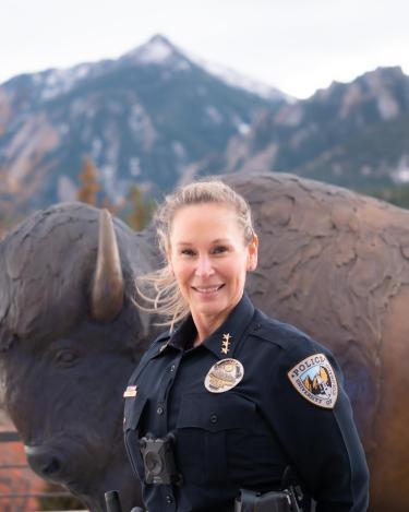 Chief Doreen Jokerst