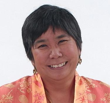 Photo of Christine Yoshinaga-Itano