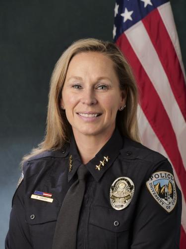 Chief of Police Doreen Jokerst