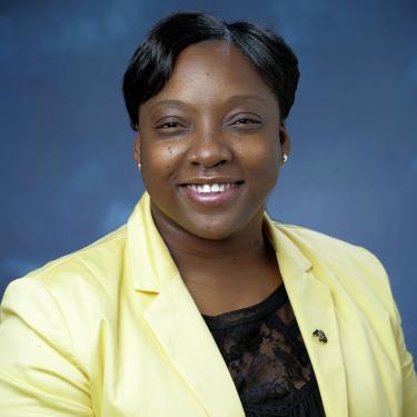Assistant Vice Chancellor Dyonne Bergeron