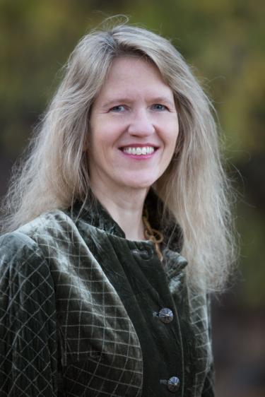 Senior Vice Provost for Academic Planning and Assessment Katherine Eggert