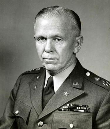 Photo of George Marshall