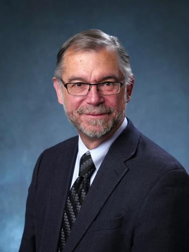 Vice Provost and Associate Vice Chancellor for Faculty Affairs Jeff Cox