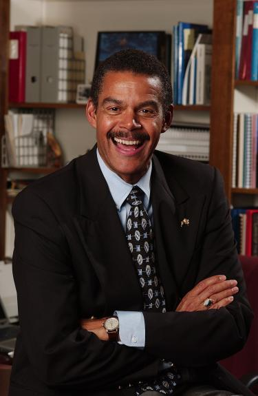 Dean of University Libraries James Williams