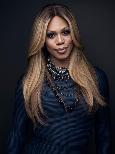 Emmy-nominated actress Laverne Cox